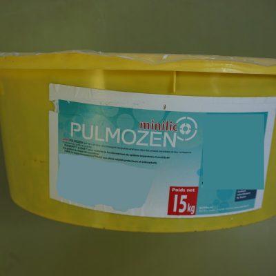 Minilic PULMOZEN Leckeimer/seau à lécher